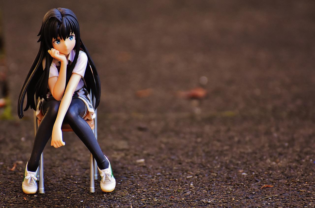 game anime jepang offline